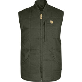 Fjällräven Grimsey Vest Men, deep forest